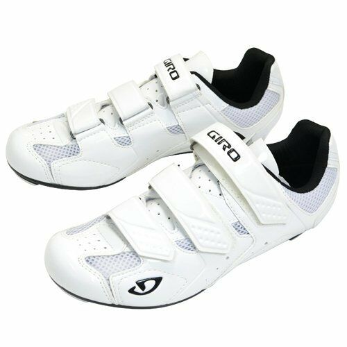 GIRO Treble II Breathable Synthetic Fiber Bike Bicycle schuhe , Weiß