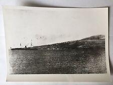 ww2 photo press  tentative de débarquement des Anglais , Liban 1941     B551