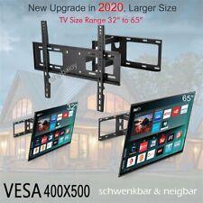 TV Wandhalterung Halterung Schwenkbar Neigbar für LG 47LV579S LCD LED
