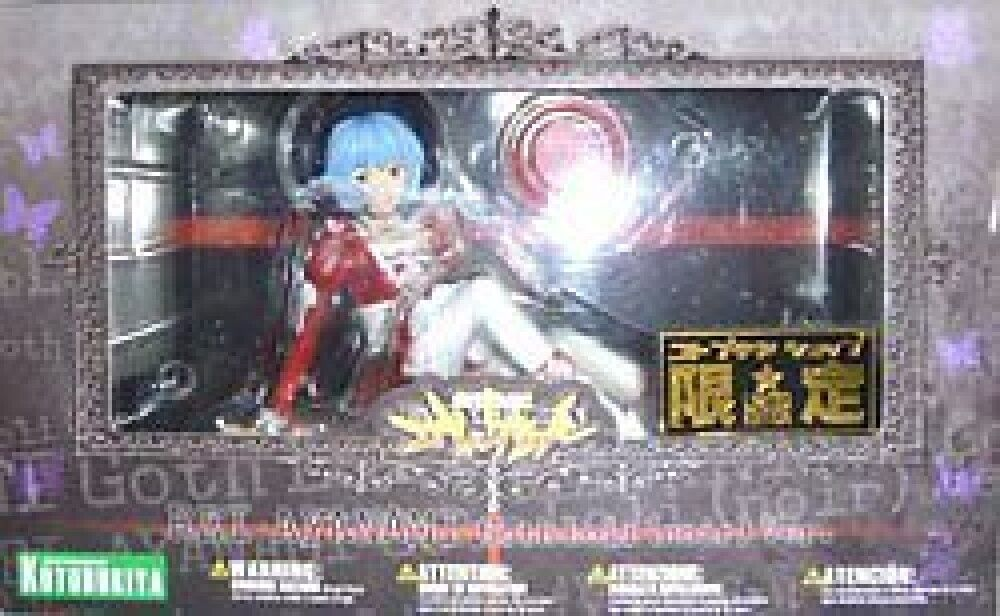 Ayanami Rei Gotisch Lolita Noir Ver Kotobukiya Evangelion PVC JAPAN F S J6710