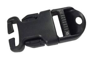 2-Hebillas-reemplazo-GTSR-Split-Bar-negra-20-mm-ITW-Nexus-black-release-fast