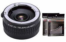 Kenko 2.0x Teleplus MC7 DGX Auto Focus Telephoto Converter for Sony a Alpha Lens