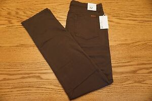 NWT-MEN-039-S-JOE-039-S-JEANS-PANTS-Multiple-Sizes-The-Brixton-Straight-amp-Narrow-Grizzly