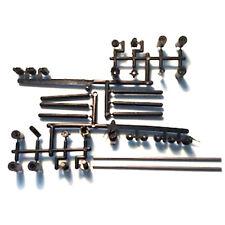 Brass Universal Precision Scale HO #48413 Coupling w//Brass Socket /& Coupling