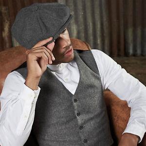 Peaky-Bakerboy-Newsboy-Blinders-Hat-Shelby-Country-Gatsby-Herringbone-Flat-Cap