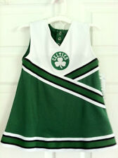 ba8eb90ee1c Boston Celtics Girls Cheerleading Dress. 2 Pieces. 2T. Brand New. Very Nice