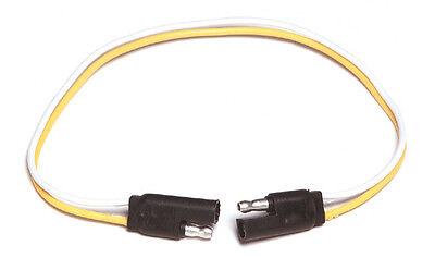 GRO82-1034 Grote  - 2 Pole Trailer Connector - Auto, RV, Marine, Trailer Wiring