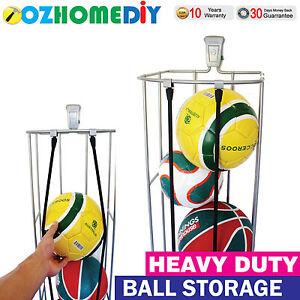 ... KENOVO DuraTrax GSH19 Garage Home Storage Ball Rack