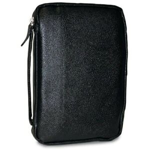Leather-Bible-Cover-Black-Medium