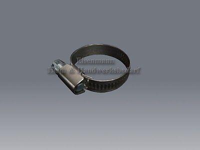 Schlauchschellen 12 - 50 A2 V2A Edelstahl Schellen DIN 3017 Schlauchklemme W4