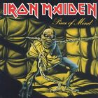 Piece of Mind by Iron Maiden (CD, Sep-1998, EMI Music Distribution)