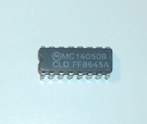 MC14050BCLD 2 CIRCUITS INTEGRES Hex Non-Inver Input Level Translator