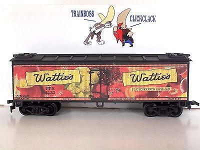 HO CUSTOM LETTERED WASHINGTON STATE APPLES FREIGHT CAR BOXCAR REEFER LOT 7