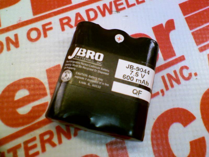 JBRO BATTERIES INC JB-9044   JB9044 (NEW IN BOX)