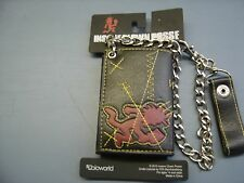 Official Insane Clown Posse (ICP) - Hatchet Man - Trifold Chain Wallet