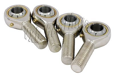 4 Male Rod End 6mm POS6 2 Right and 2 Left Hand Ball Bearings 215