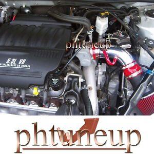 04 05 06 07 08 PONTIAC GRAND PRIX 3.8 3.8L V6 5.3 5.3L V8 AIR INTAKE TB