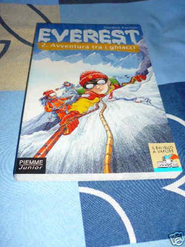 Avventura tra i ghiacci Everest 2 Battello Vapore