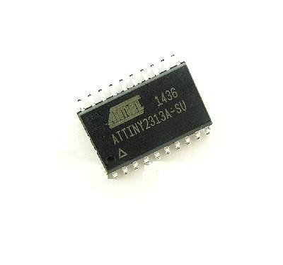 1PCS MCU IC  ATTINY2313A-SU ATTINY2313A SOP-20 NEW