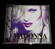 "MADONNA ""Masterpiece"" 8-Trk EP & Remix China CD NEW"
