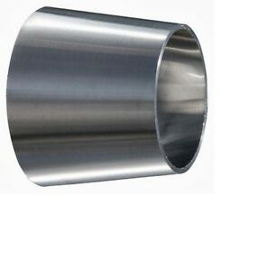 """3"""" x 2"""" Sanitary Stainless Steel Concentric Reducer SS 316L"""