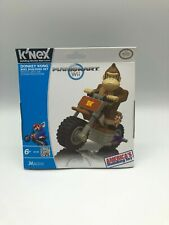 K/'NEX Mario Kart Wii DONKEY KONG Bike Building Set New and Sealed