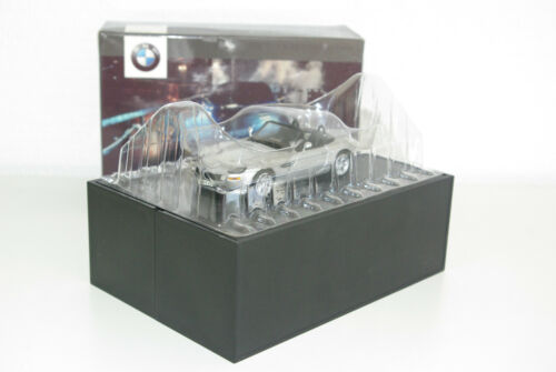 MINICHAMPS BMW Z8 JAMES BOND 007 THE WORLD IS NOT ENOUGH MINT BOXED RARE SELTEN