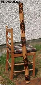 Sportif 47 ""\ 120cm Didgeridoo Native Burns & Dot-paint Artisanat + Sac + Cire D'abeille147|300|?|263c479d1baa7550cacd795c63920d59|False|UNLIKELY|0.30631279945373535