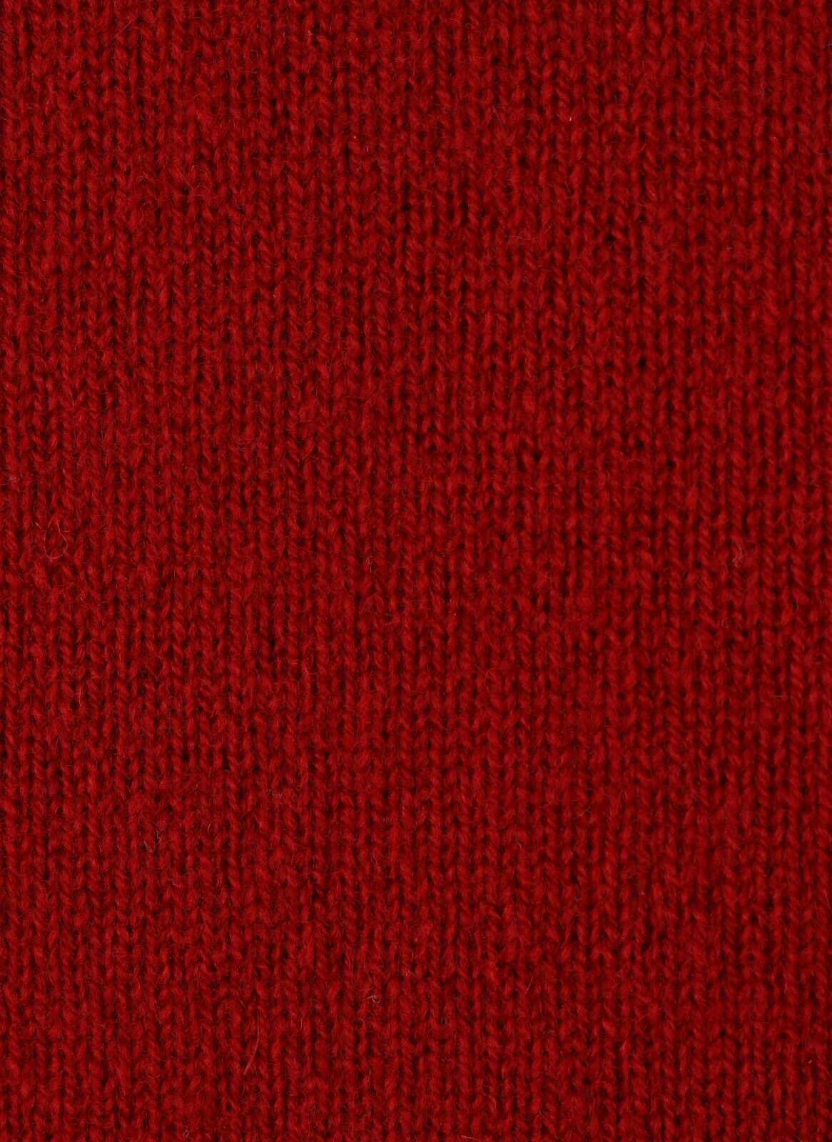 BALENCIAGA Ruby Red Knit High Low Cap Sleeve Mini… - image 5