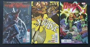 AMAZING-SPIDER-MAN-CLONE-CONSPIRACY-DR-STRANGE-DRAX-1-LOT-VF-NM-MARVEL-COMICS
