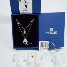 Swarovski Crystal Wishes Evil Eye Pendant Set, Blue, Authentic MIB 5272243