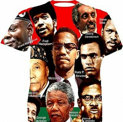 Black history tshirt-FREEDOM FIGHTERS M-3X