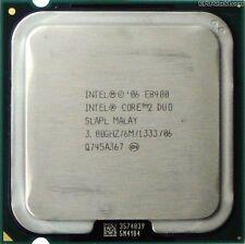 Intel Core 2 Duo E8400 3.0GHz Processor 6M L2 Cache 1333MHz LGA775