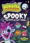 Moshi Monsters: Spooky Sticker Activity Book by Penguin Books Ltd (Paperback, 2013)