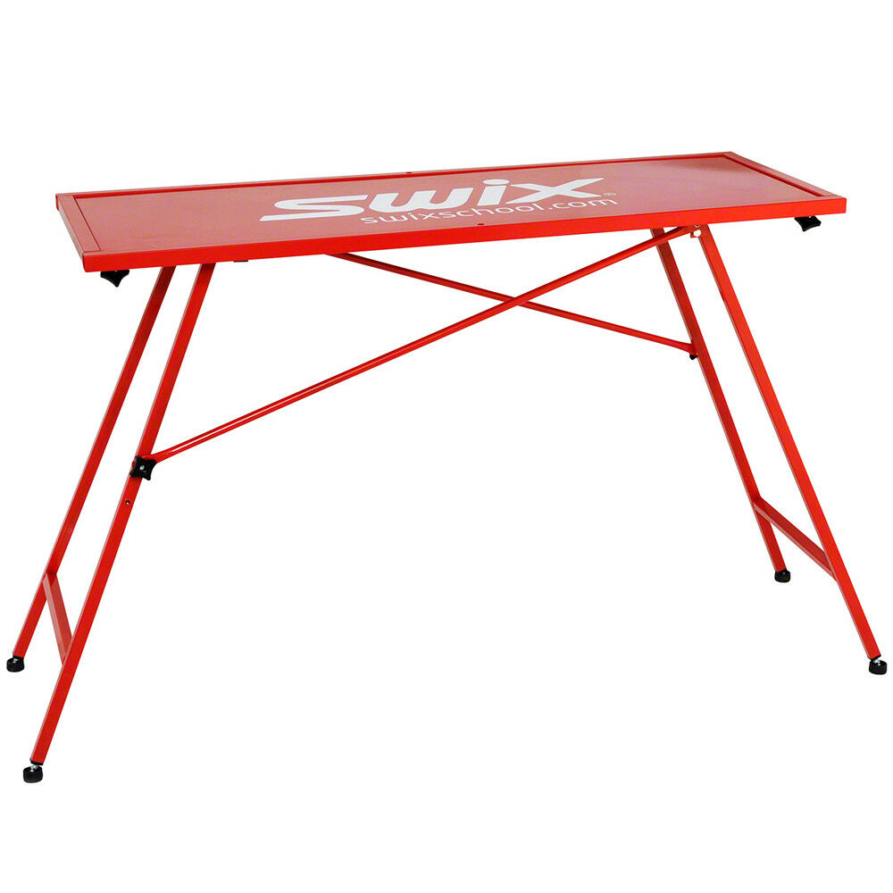 Table with Metal Top for Ski Tuning Swix T0076-2
