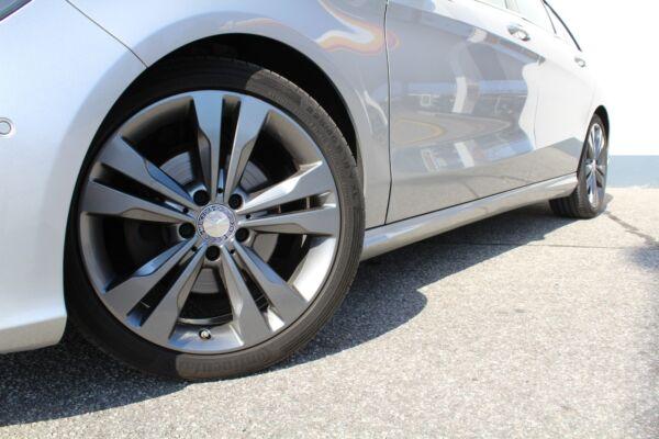 Mercedes CLA200 1,6 Shooting Brake billede 5
