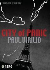 Culture Machine: City of Panic by Paul Virilio (2007, Paperback)