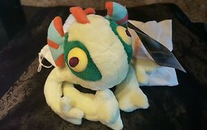 RARE-2009-BlizzCon-KWURKY-BABY-MURLOC-WORLD-OF-WARCRAFT-NEW-WITH-TAGS-amp-BAG