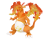 Pokemon-Figure-Moncolle-034-Gigamax-Charizard-034-Japan miniature 3