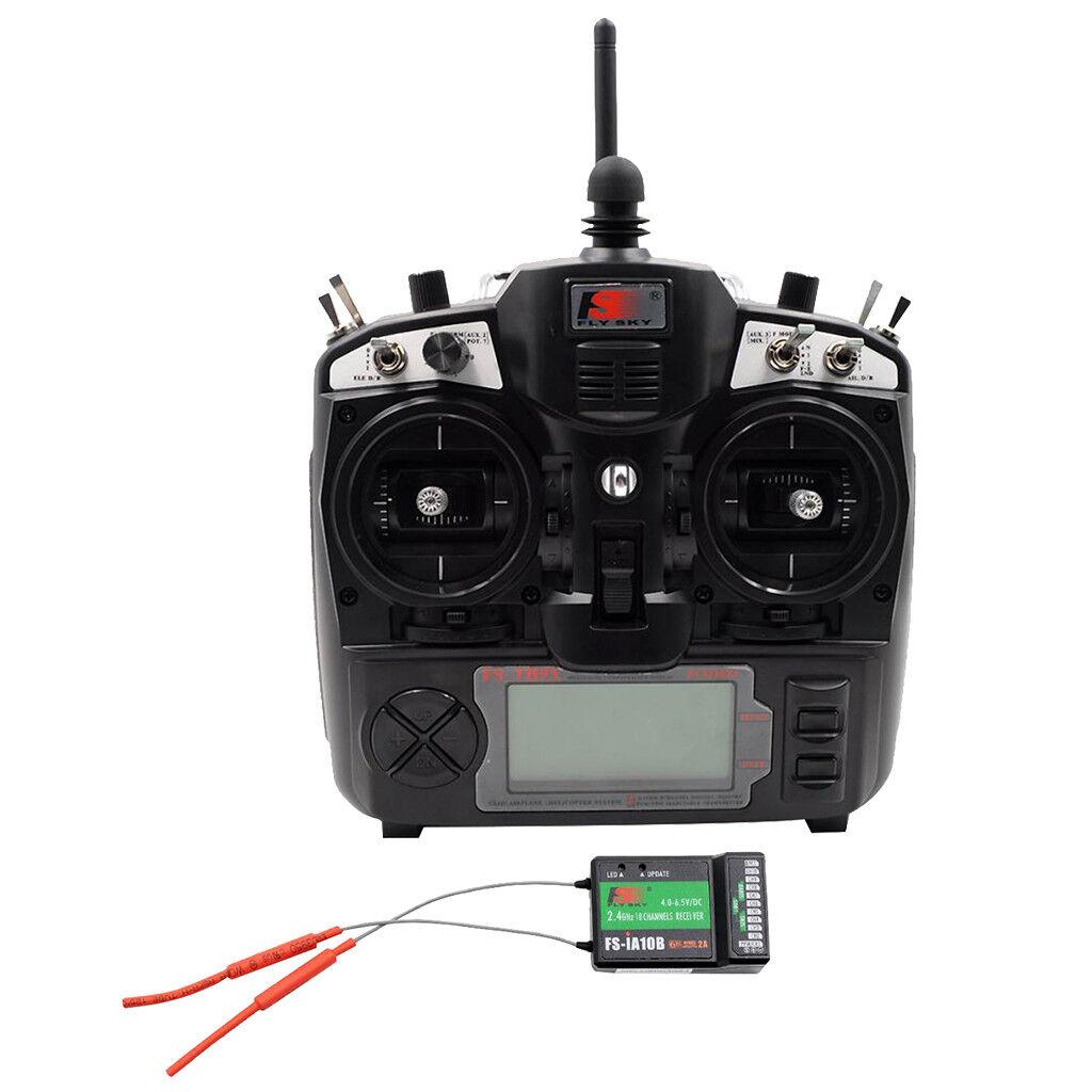 Flysky FS-TH9X 8CH 2.4G AFHDS 2A contrôleur de l'émetteur RC avec