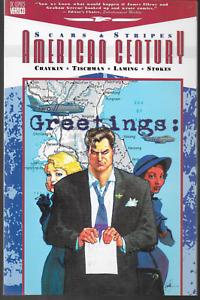 American-Century-Volume-1-amp-2-by-Chaykin-Tischman-amp-Laming-TPBs-DC-Vertigo-OOP