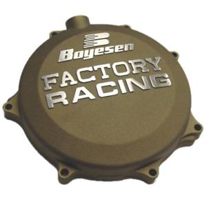 Boyesen Factory Clutch Cover MAGNESIUM For Kawasaki KX450F 06-15 CC-18M