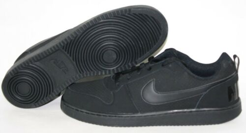 Sneakers Court Low Shoes New 838937 Mens Black Classic Borough 001 Nike bg6vY7Ify