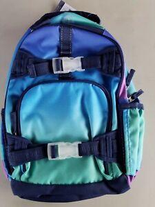 Pottery Barn Kids Tie Dye Mackenzie Small Backpack Blue