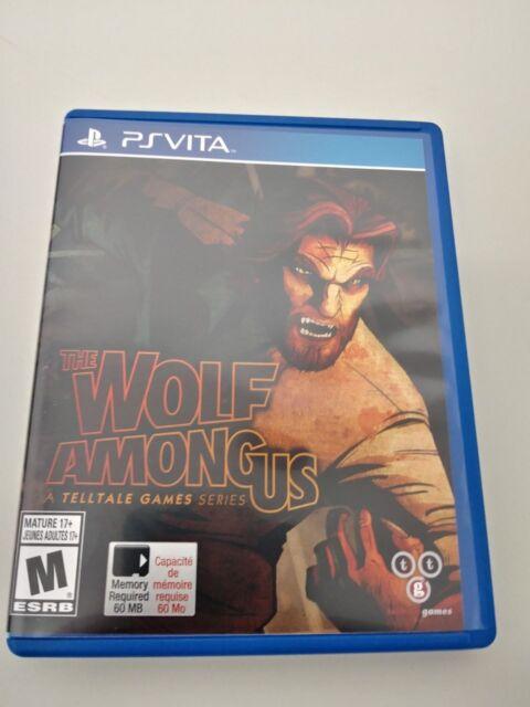 The Wolf Among Us PS Vita