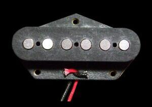 GuitarHeads-SUPER-TWANG-PLUS-Telecaster-Tele-Pickup-Alnico-BLACK-Bridge