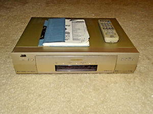 JVC-HR-S9700-High-End-S-VHS-ET-Videorecorder-mit-BDA-FB-2-Jahre-Garantie