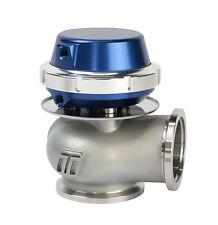 TURBOSMART WG40 COMPGATE 40MM EXTERNAL WASTEGATE 14 PSI SPRING BLUE TS-0505-1009