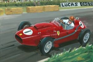 Canvas-1958-Ferrari-246-F1-1958-1-Peter-Collins-GBR-by-Toon-Nagtegaal-OE