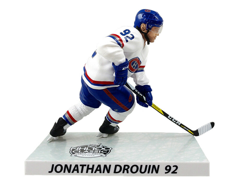 "Jonathan Drouin canadiens montreal 2.5/"" série 4 NHL Imports Dragon Figure Loose"